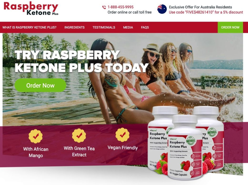 Raspberry Ketone Plus in Canada